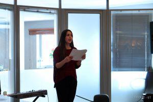 Παρουσίαση-Το σονέτα του Σαίξπηρ - Big Day