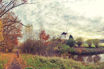 Φωτογραφία ημέρας: Την όγδοη ημέρα εποίησε το φθινόπωρο