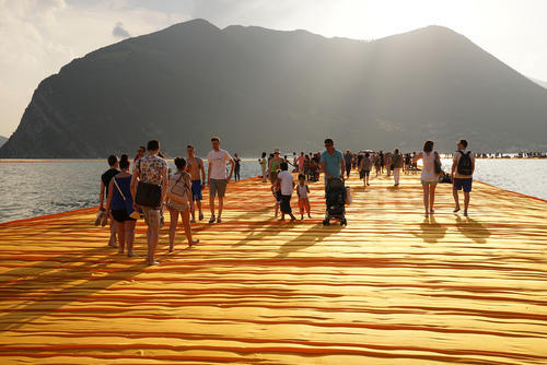 Floating Piers 11