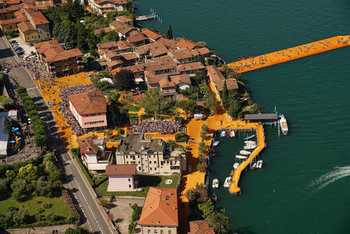 Floating Piers 15