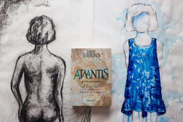Σελιδοδείκτης: ATΛΑΝΤΙS, του David Gibbins
