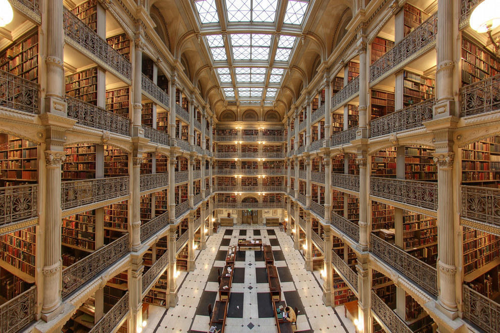 the-george-peabody-library1