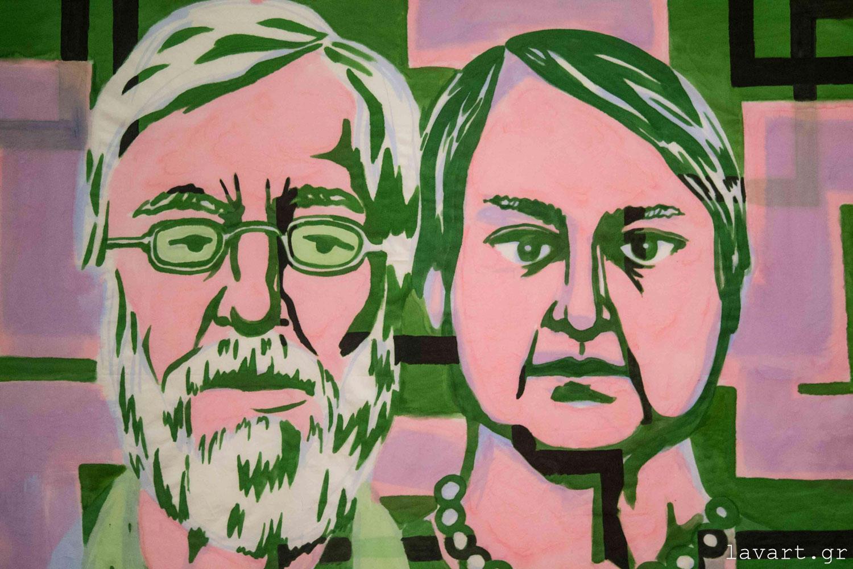 John Zerzan & Olga Freudenberg