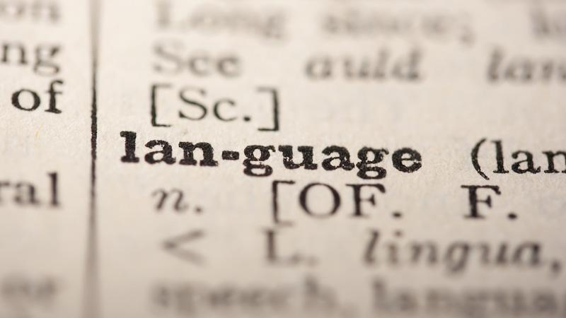 Οι διαφορές στην χρήση της γλώσσας
