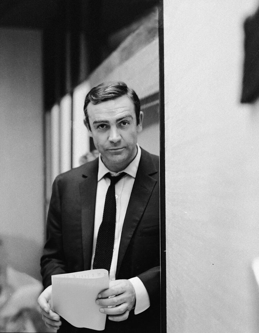 O Sean Connery το 1967