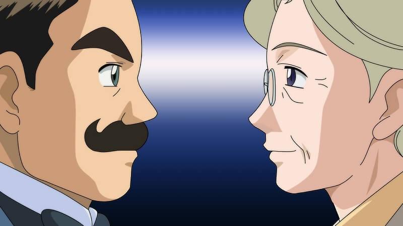 Christie no Meitantei Poirot to Marple, 2004