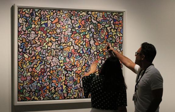 Έκθεση Art Brut, Μάλαγα