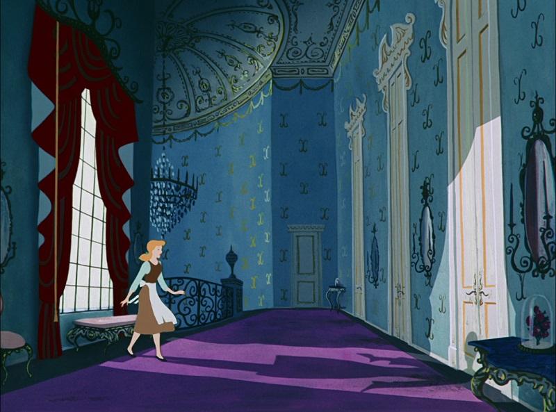 Χώρος και μορφή, Cinderella, 1950