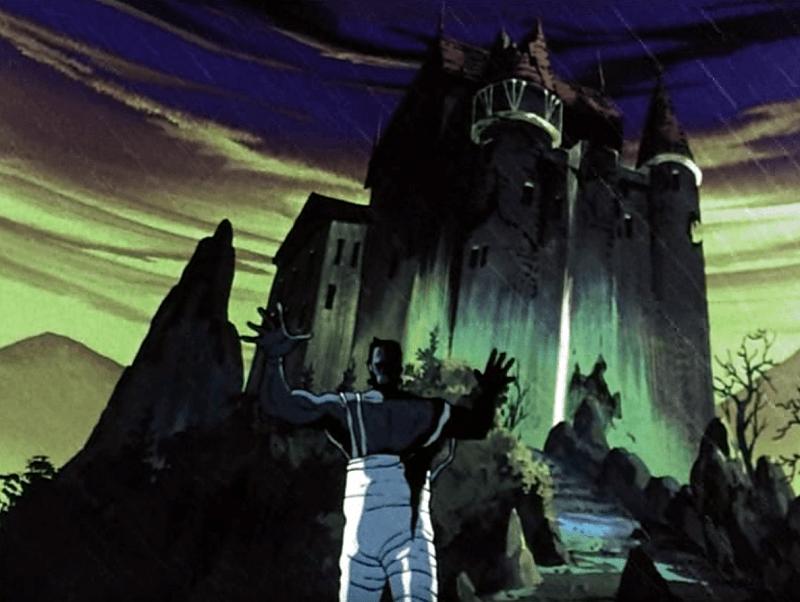 Kyoufu Densetsu Kaiki! Frankenstein, 1981