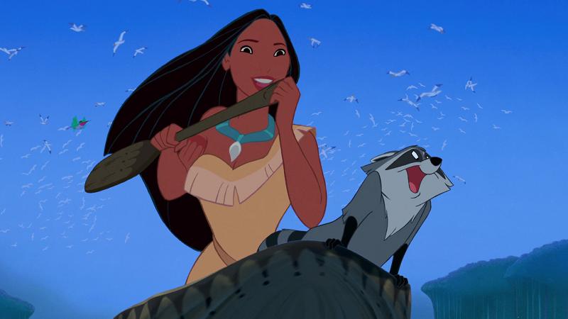Pocahontas, 1995