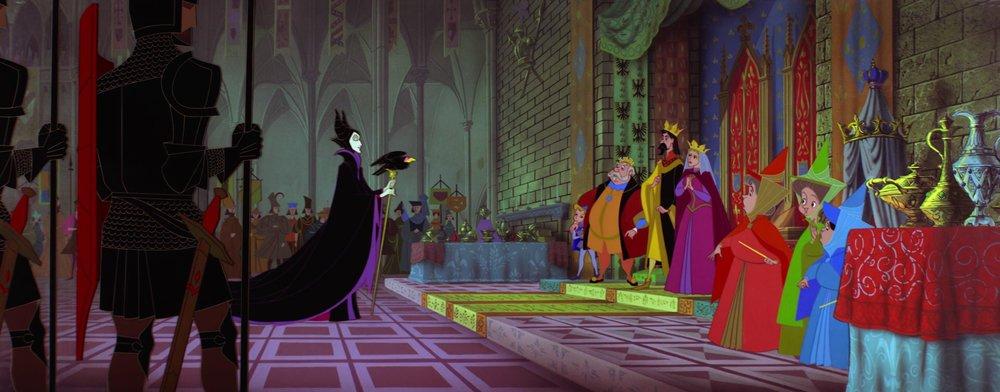 Maleficent, Sleeping Beauty, 1959