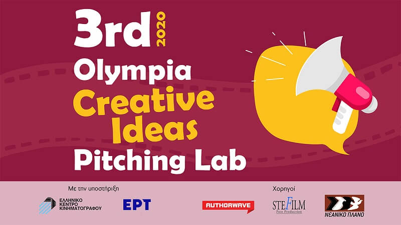 3o Creative Ideas Pitching Lab