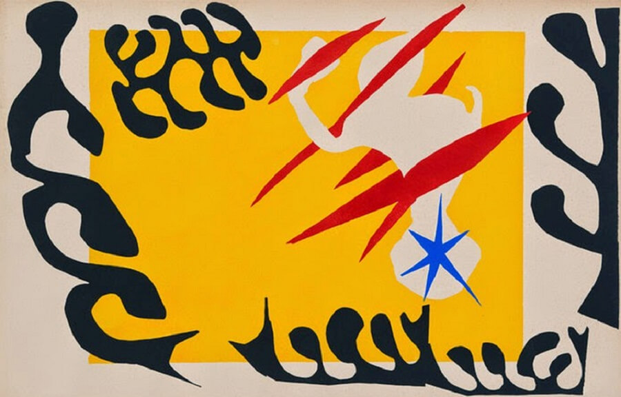 Matisse,1943,The Nightmare of the White Elephantm