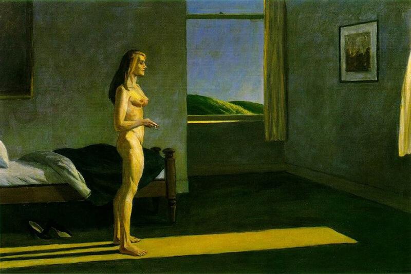 Η ζωγραφική είναι ταυτόχρονα η αναπαράσταση της πραγματικότητας και της φαντασίας
