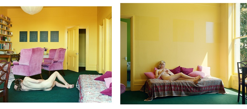 Jeff Walls, Summer Afternoons, 2013