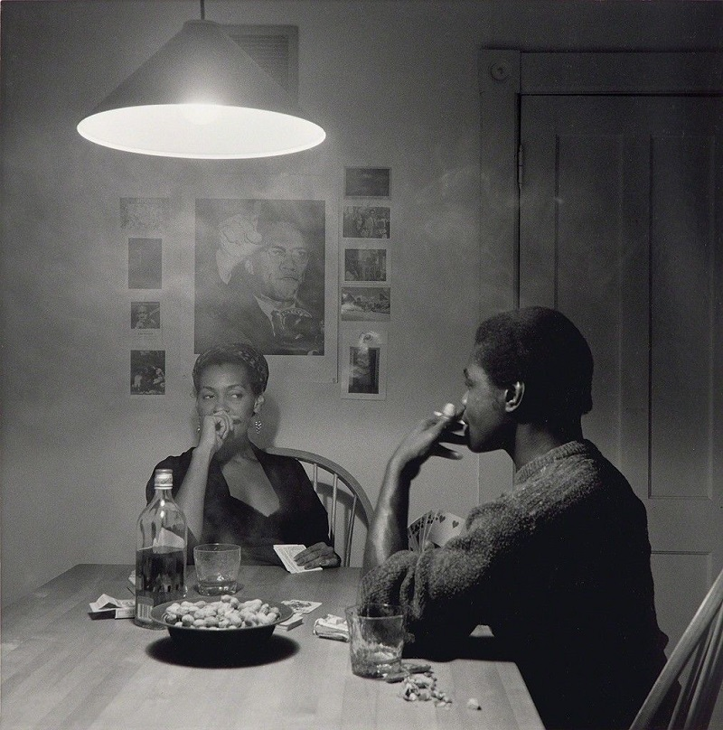 Kitchen Table (Series), Carrie Mae Weems, 1990–99