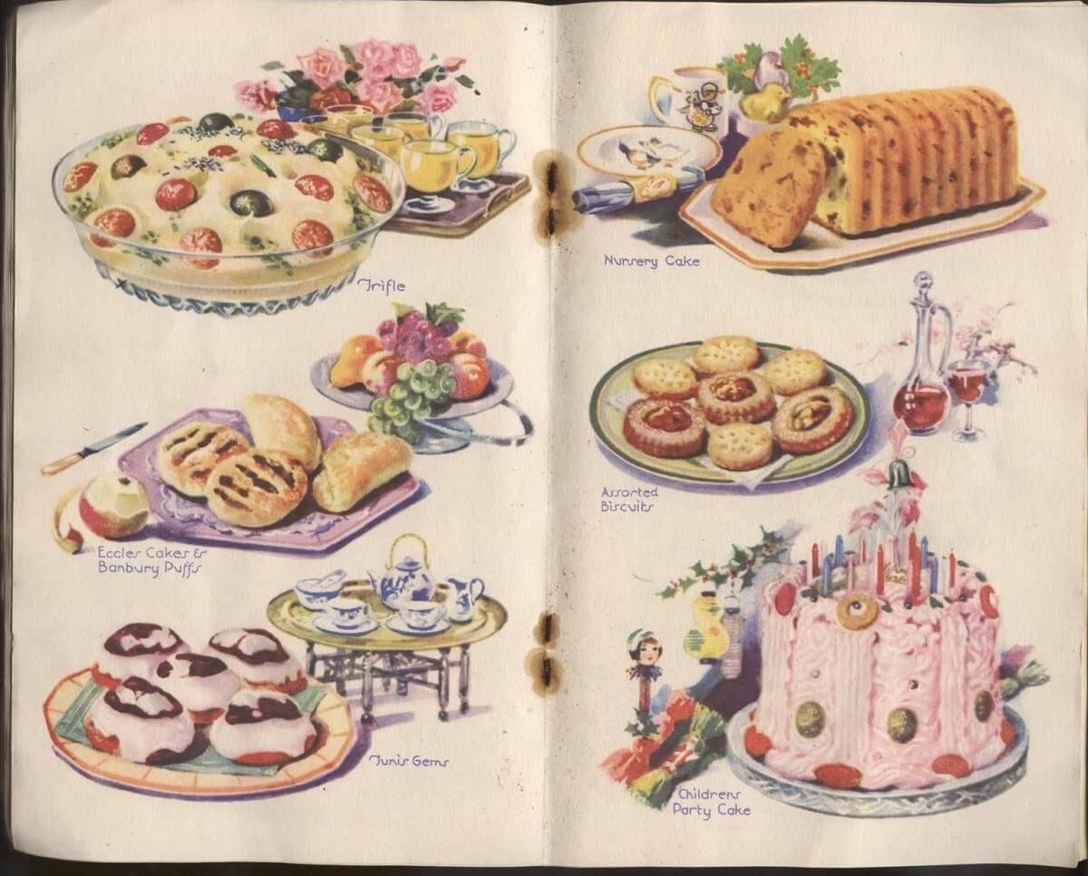 Ιστορικά βιβλία μαγειρικής