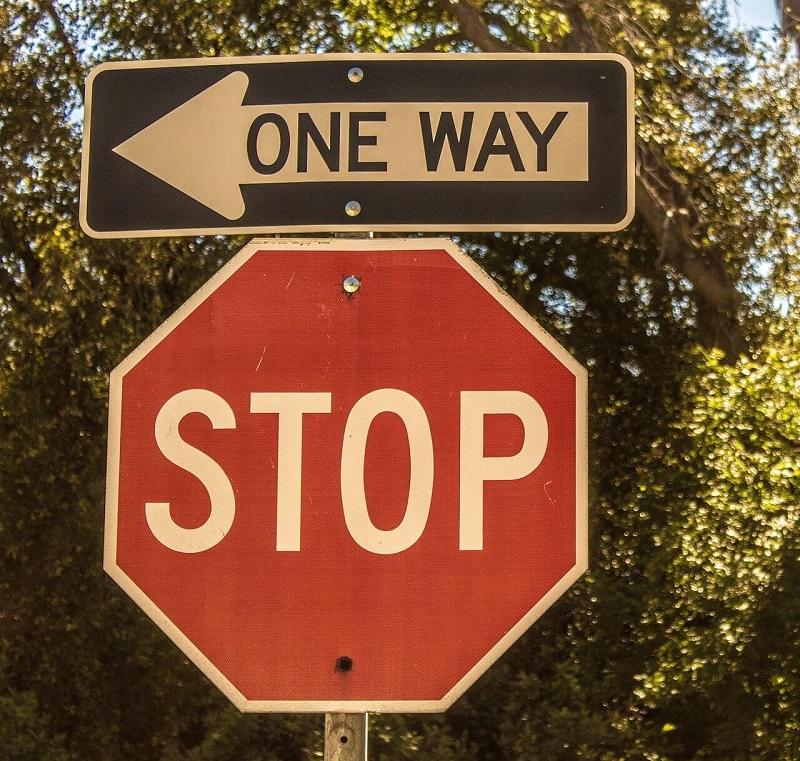 Πινακίδα «STOP»