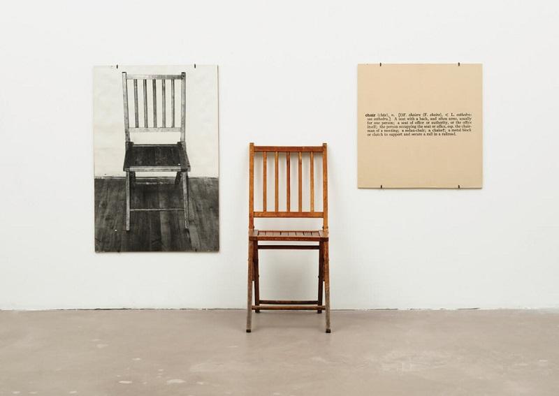 Η καρέκλα ως έργο τέχνης