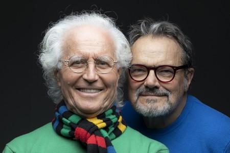 Από τις τελευταίες συνευρέσεις τους, το 2019, ο Luciano Benetton και ο Oliviero Toscani, οι πρωτεργάτες της αυτοδυναμίας της United Colors of Benetton μέχρι το 2000.
