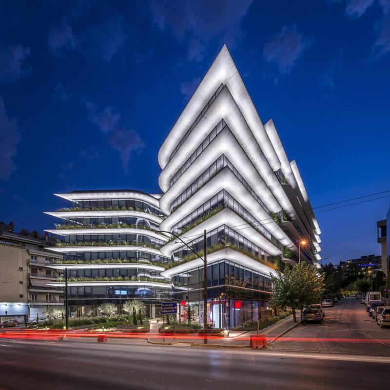 Η ελληνική αρχιτεκτονική ιστοσελίδα Archisearch μας παρουσιάζει τα καλύτερα κτίρια της χρονιάς