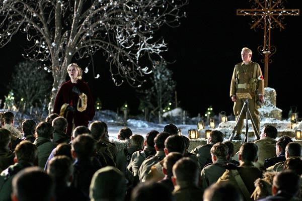 Σκηνή από την ταινία Joyeux Noël