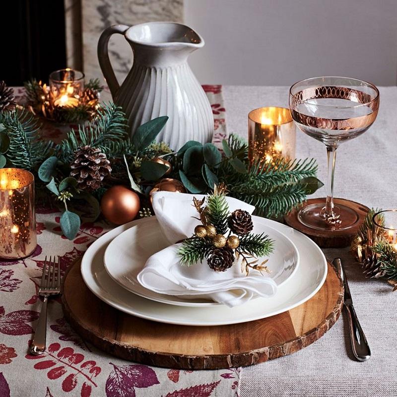 Πρόταση για το Χριστουγεννιάτικο Τραπέζι