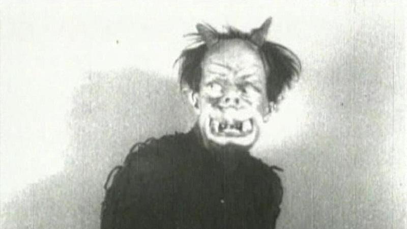 Ο διάβολος, The Night Before Christmas, 1913