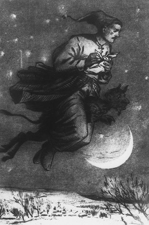 O Valuka πάνω στον διάβολο