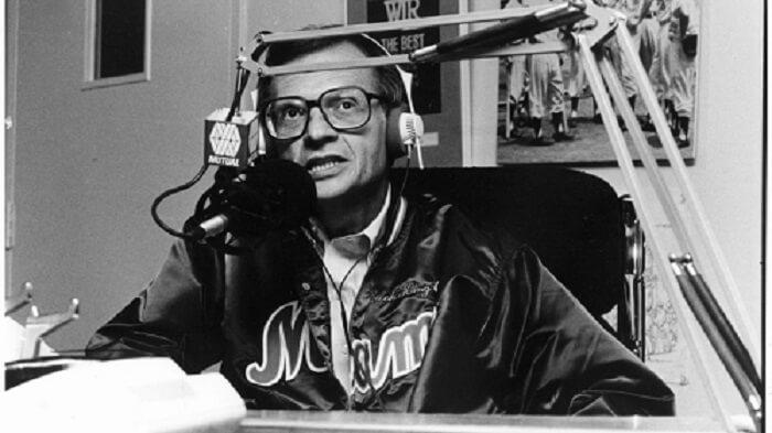 Ο Λάρι Κινγκ το 1988