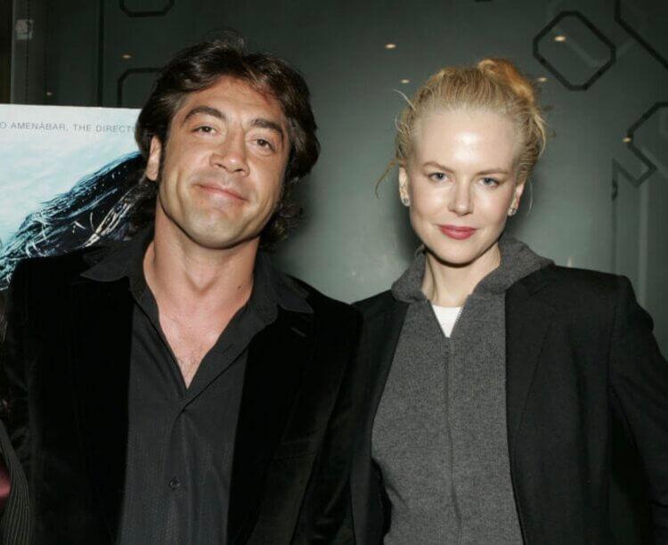 Javier Bardem - Nicole Kidman
