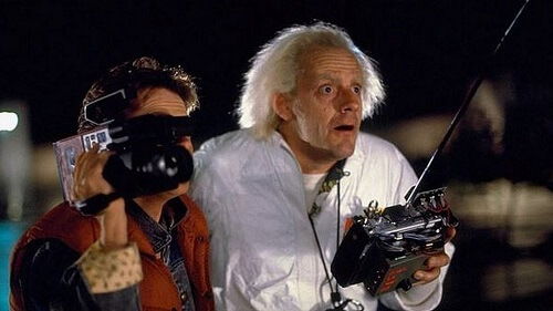 Doc Brown (Back to the future)