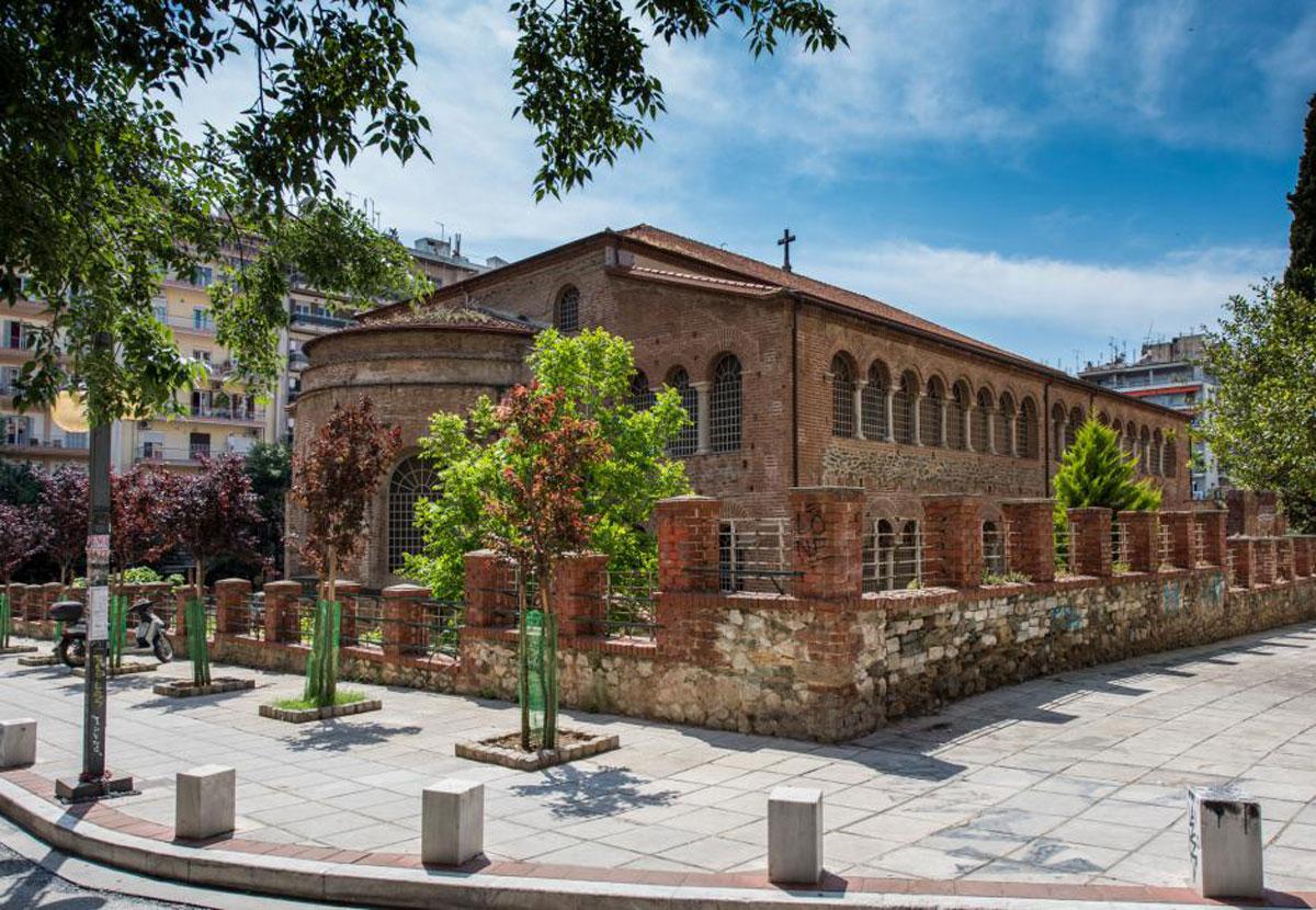 Παναγία Αχειροποίητος (Θεσσαλονίκη)