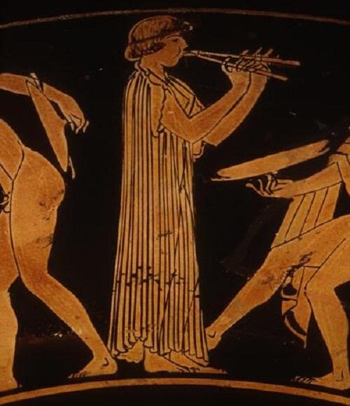 αρχαια ελληνικη μουσικη