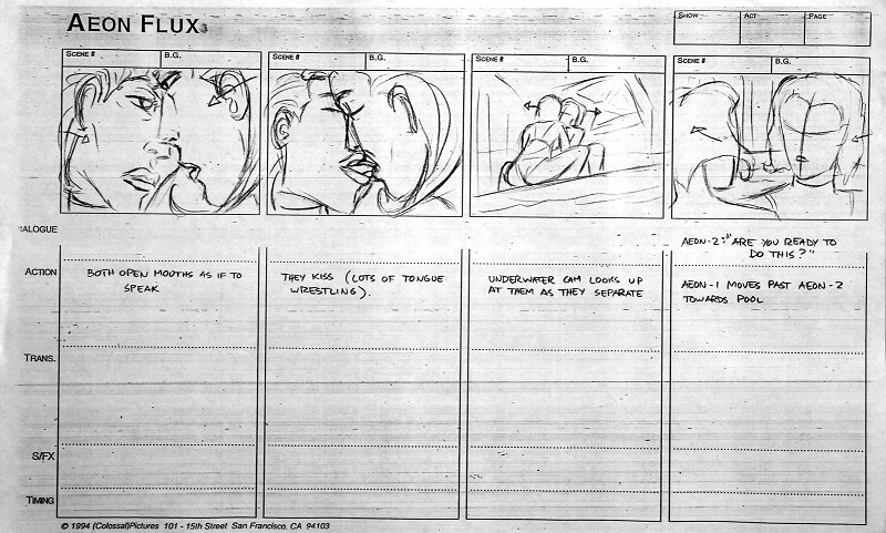 aeon_flux_storyboards