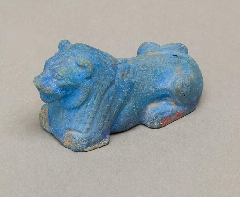 Ειδώλιο λιονταριού (περ. 1981-1640 π.Χ.)