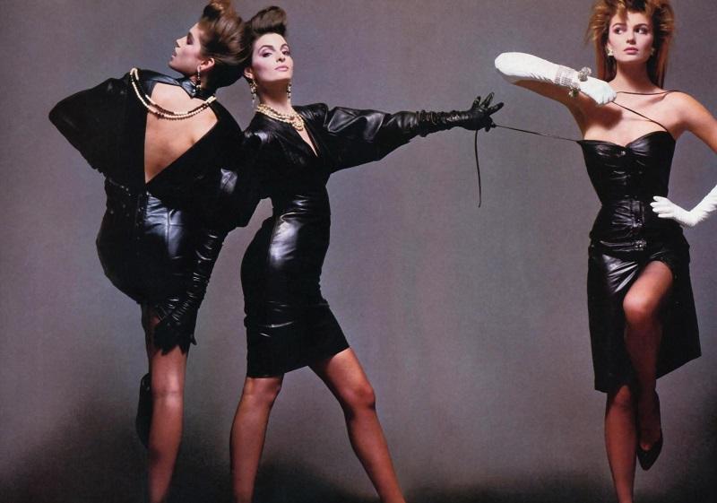 Η μόδα των 80s, (συλλογή North Beach, 1984),