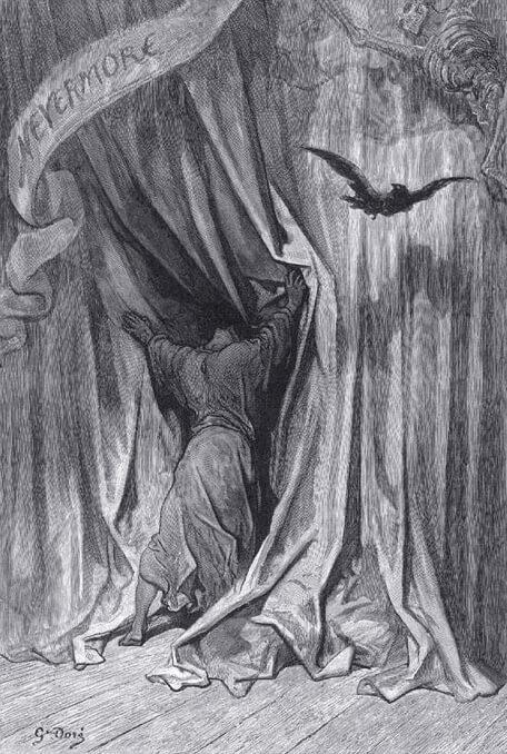 Gustave Dore- Το Κοράκι