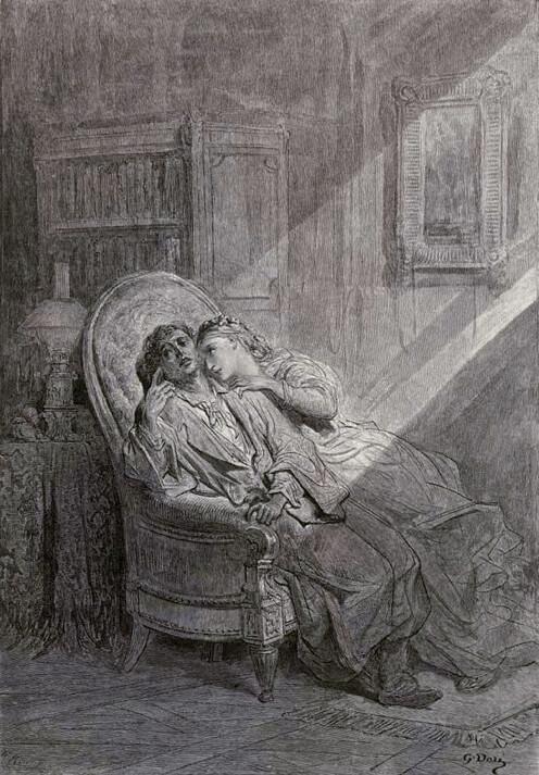Gustave Doré- Το Κοράκι