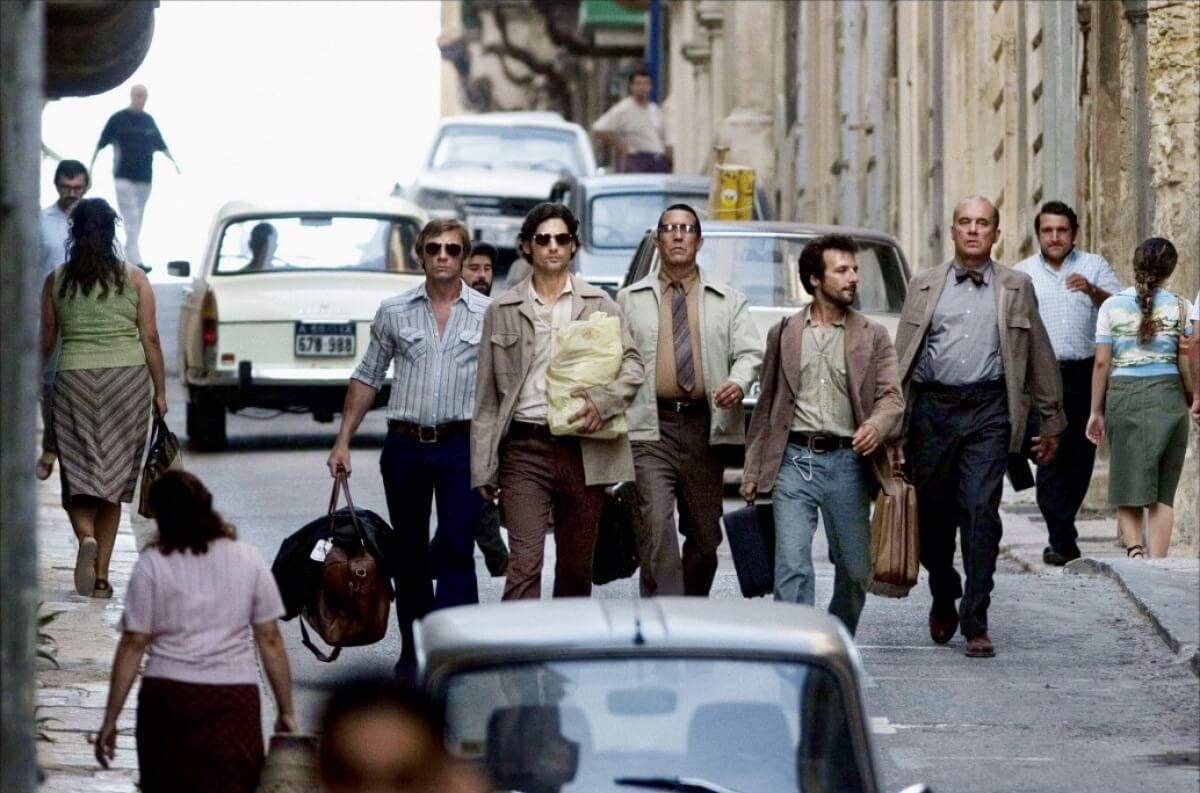 Την βιογραφική ταινία «Μόναχο» προβάλλει απόψε, Πέμπτη 21 Ιανουαρίου, στις 00:01 (μετά τα μεσάνυχτα), ο ΣΚΑΙ.