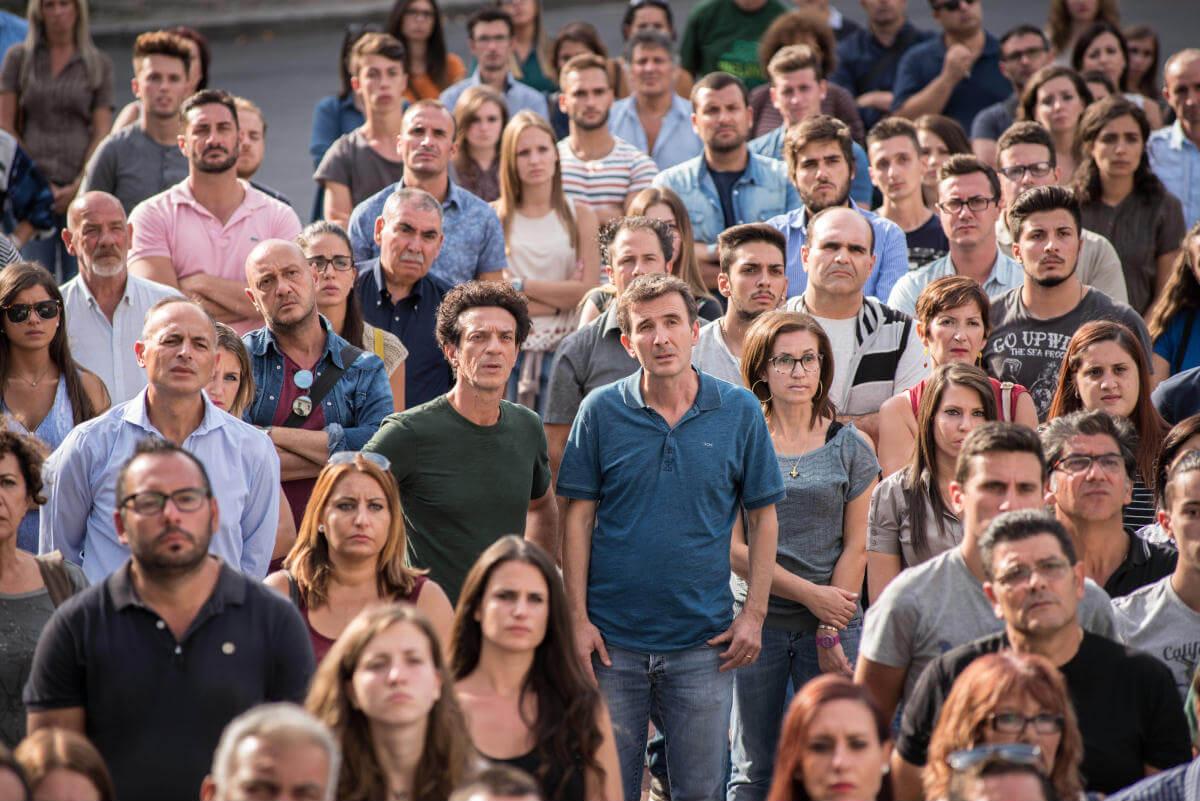 Άτομα Εναντίον Κοινωνιών στον Ευρωπαϊκό Κινηματογράφο