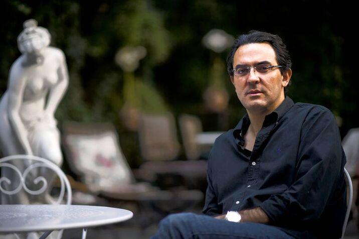 Ο συγγραφέας Juan Gabriel Vásquez