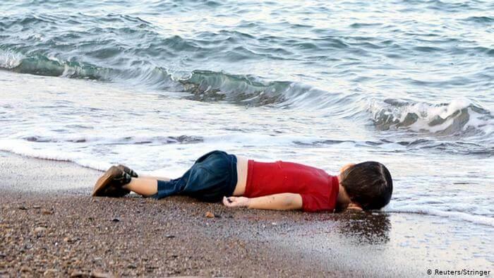 Alan Kurdi νεκρός πρόσφυγας