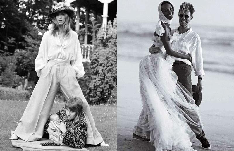 """Ο """"Λευκός Δούκας"""", David Bowie."""