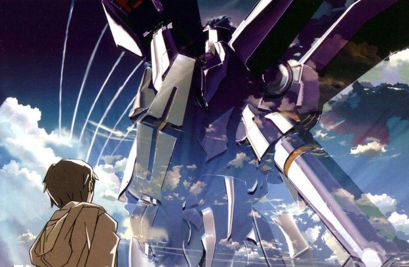 o Noboru και το ρομπότ που θα πιλοτάρει η Mikako