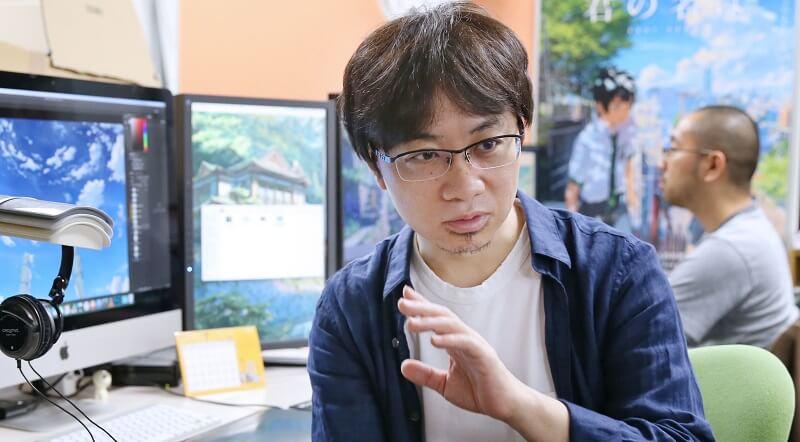 o Makoto Shinkai