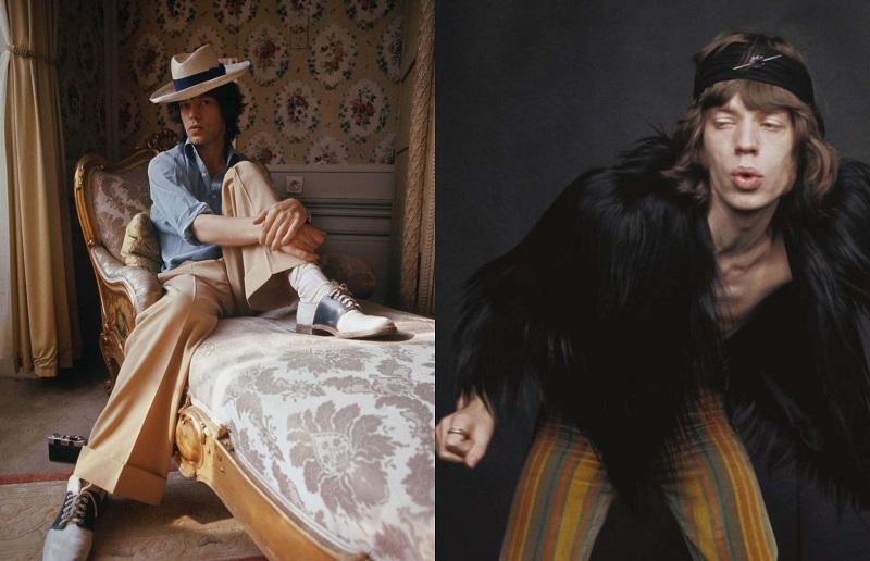 Ο αειθαλής influencer, Mick Jagger.gger.