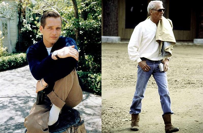 Σοφιστικέ genlteman, Paul Newman.