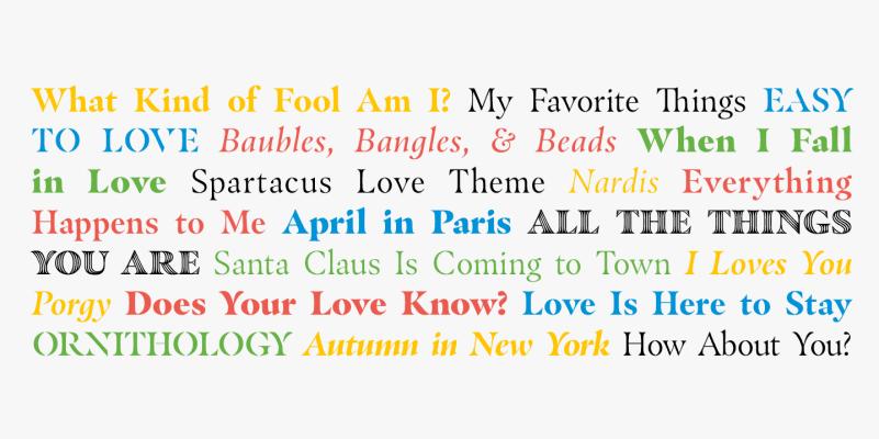 Γραμματοσειρές: τα ψηλά γράμματα του design