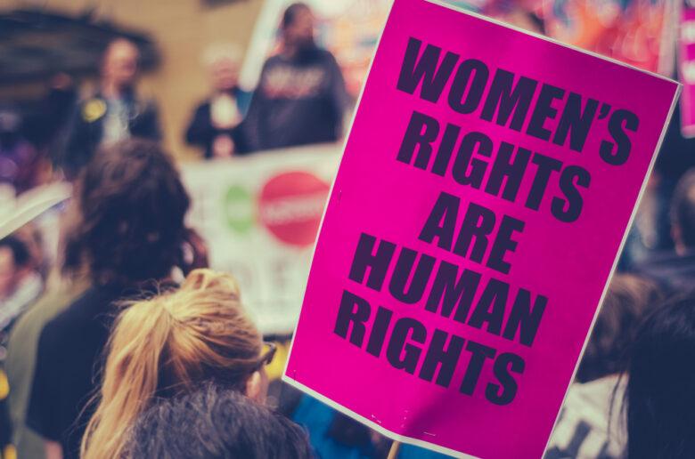 Τα δικαιώματα της γυναίκας είναι ανθρώπινα δικαιώματα